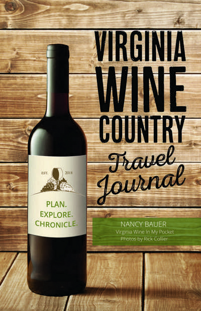 Virginia Wine Country Travel Journal