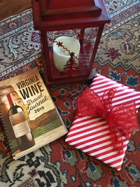 Virginia wine travel journal