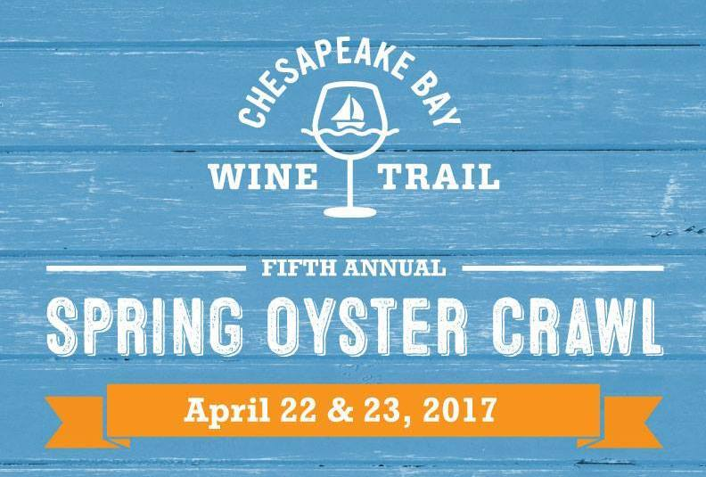 Chesapeake Bay Virginia Spring Oyster Crawl