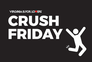 Crush Friday at Virginia Wineries Instagram Contest