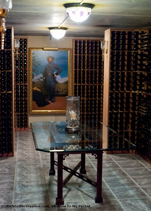 Gray Ghost Vineyards Library