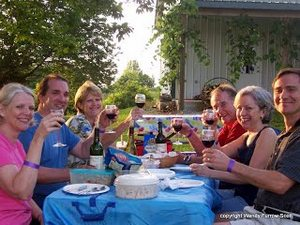 Hickory Hill Vineyards, VA