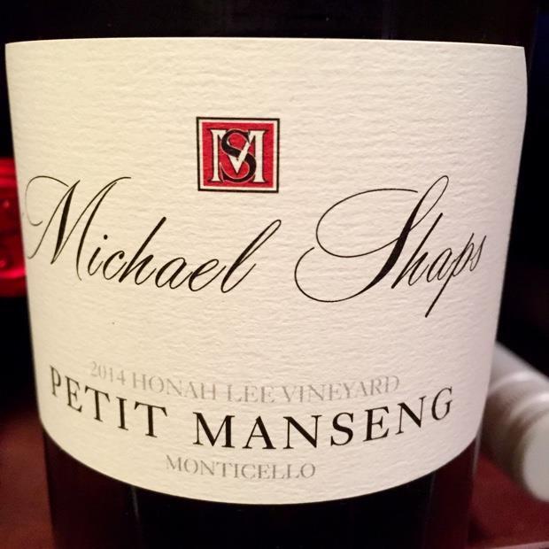 Michael Shaps Petit Manseng
