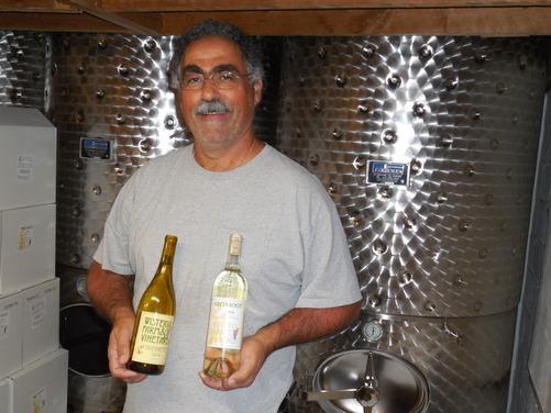 Moussa Ishak, Wisteria Vineyard