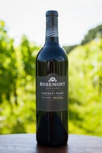 Rosemont Vineyards cabernet franc