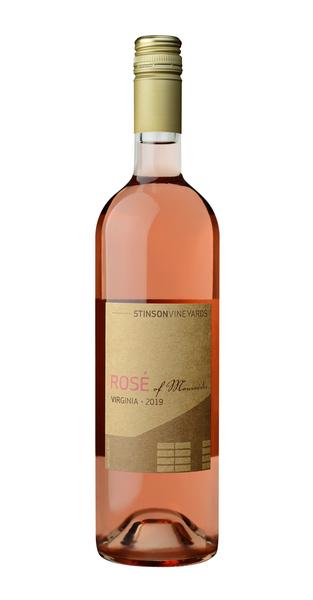 Stinson Vineyards Rose de Mourvedre
